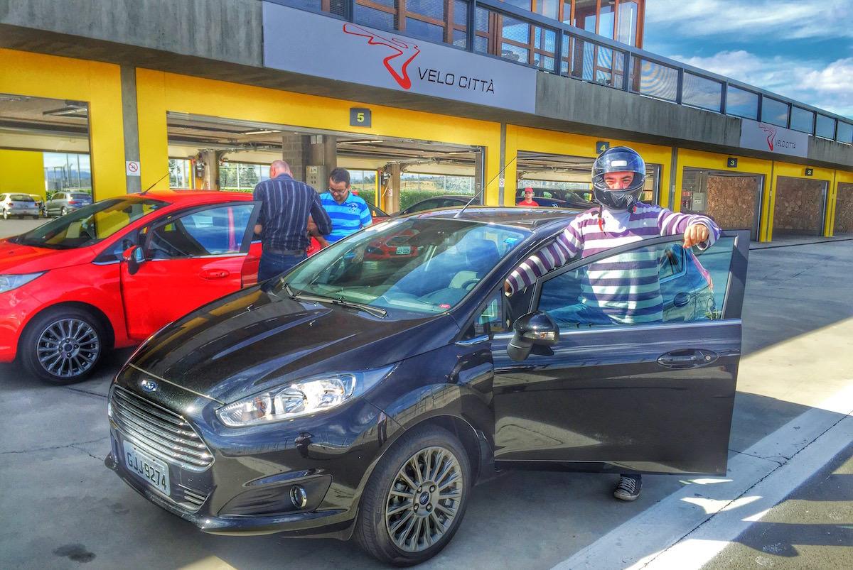 New Fiesta Azul Autódromo Velo Città