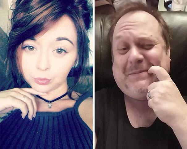 Pai trolla a filha 04