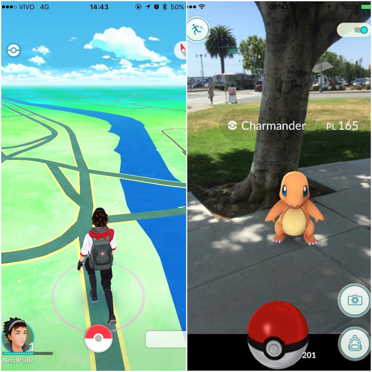 Qual a importância do Pokemon Go 01
