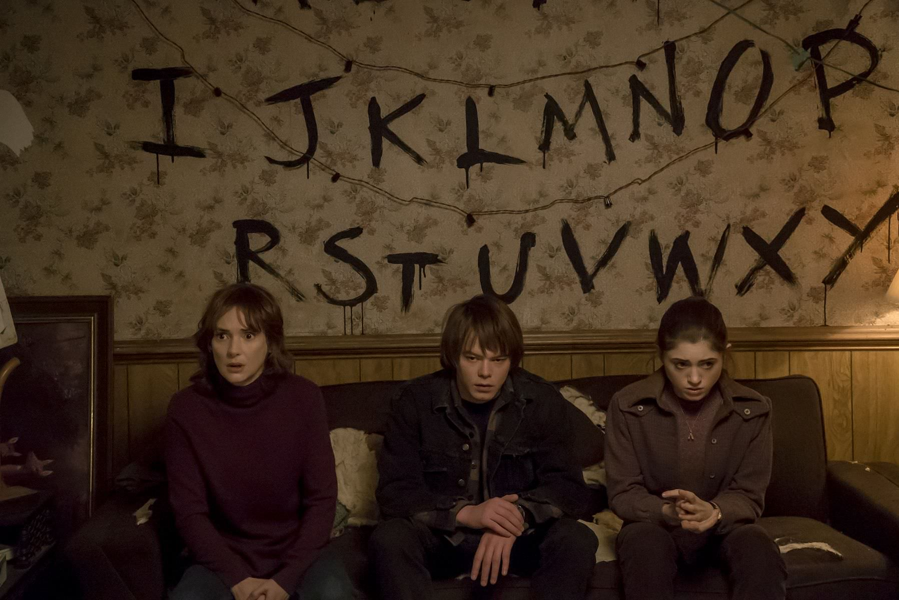 Strangers Things é a série que você estava esperando - Netflix 01