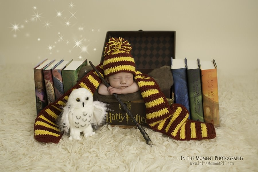 newborn harry potter np 16