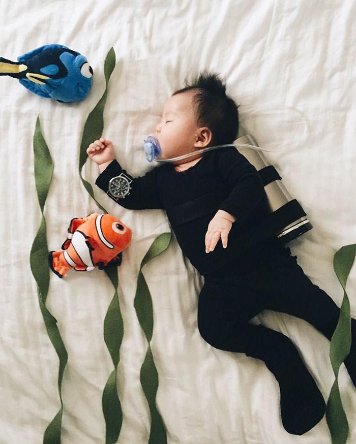 A melhor hora do dia é quando o seu Padawan dorme 1