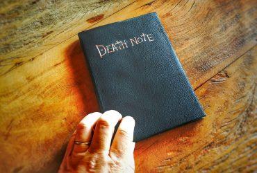 Death Note - Caderno