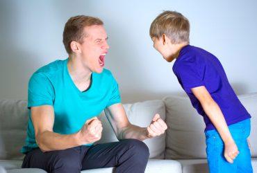 Pai pode sentir culpa