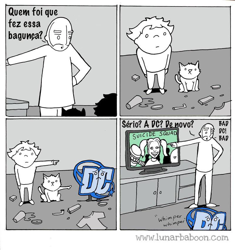 bagunca-da-DC-Comics