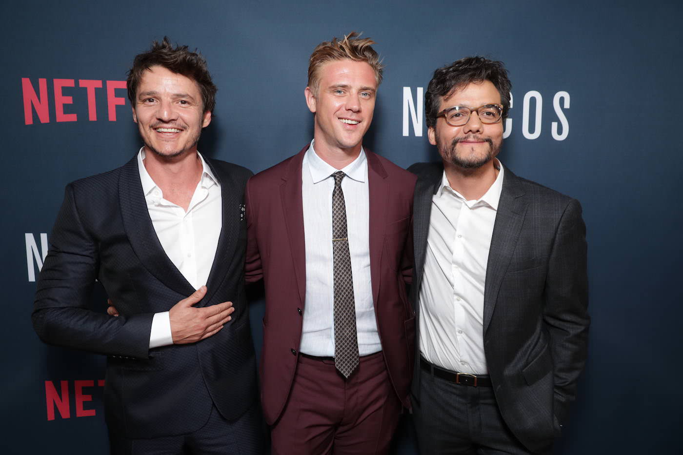 Los Angeles, California.  - August 24:  Narcos Season 2 Premiere Screening at the Arc Light in Los Angeles, Calif., on Wednesday, August 24, 2016. (Photo by Eric Charbonneau/Netflix)