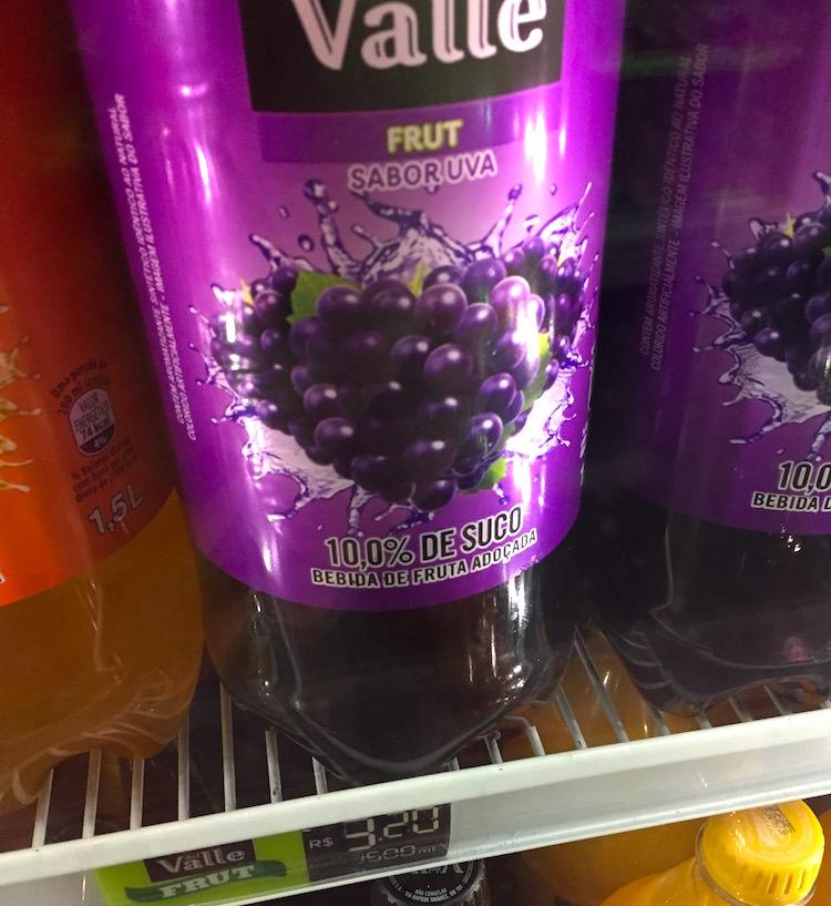 má-fé da Del Valle - Coca-Cola 2