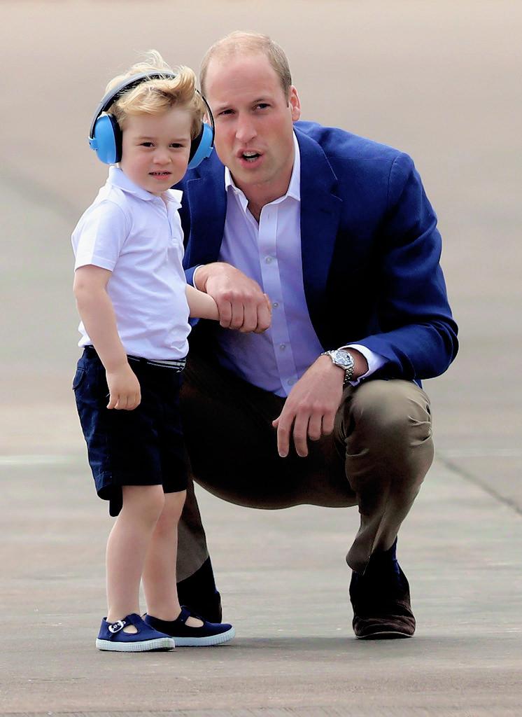 príncipe William-george 01