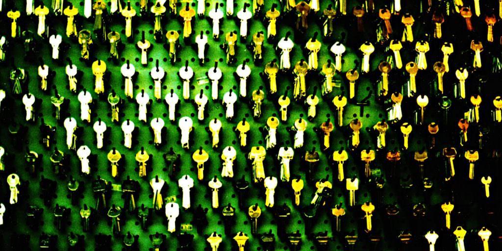 wall-keys