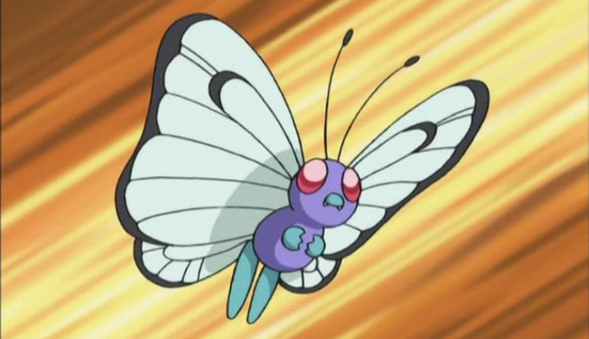 butterfree-pokemon