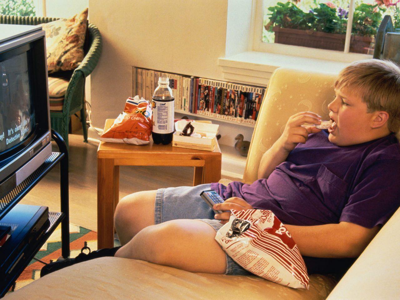 obesidade infantil nerdpai