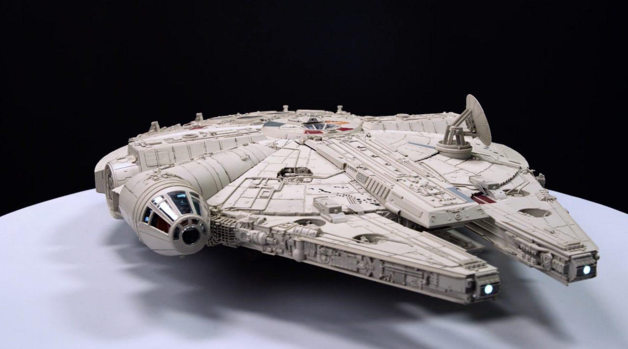 Você pode ter AGORA essa Millennium Falcon aí na sua casa