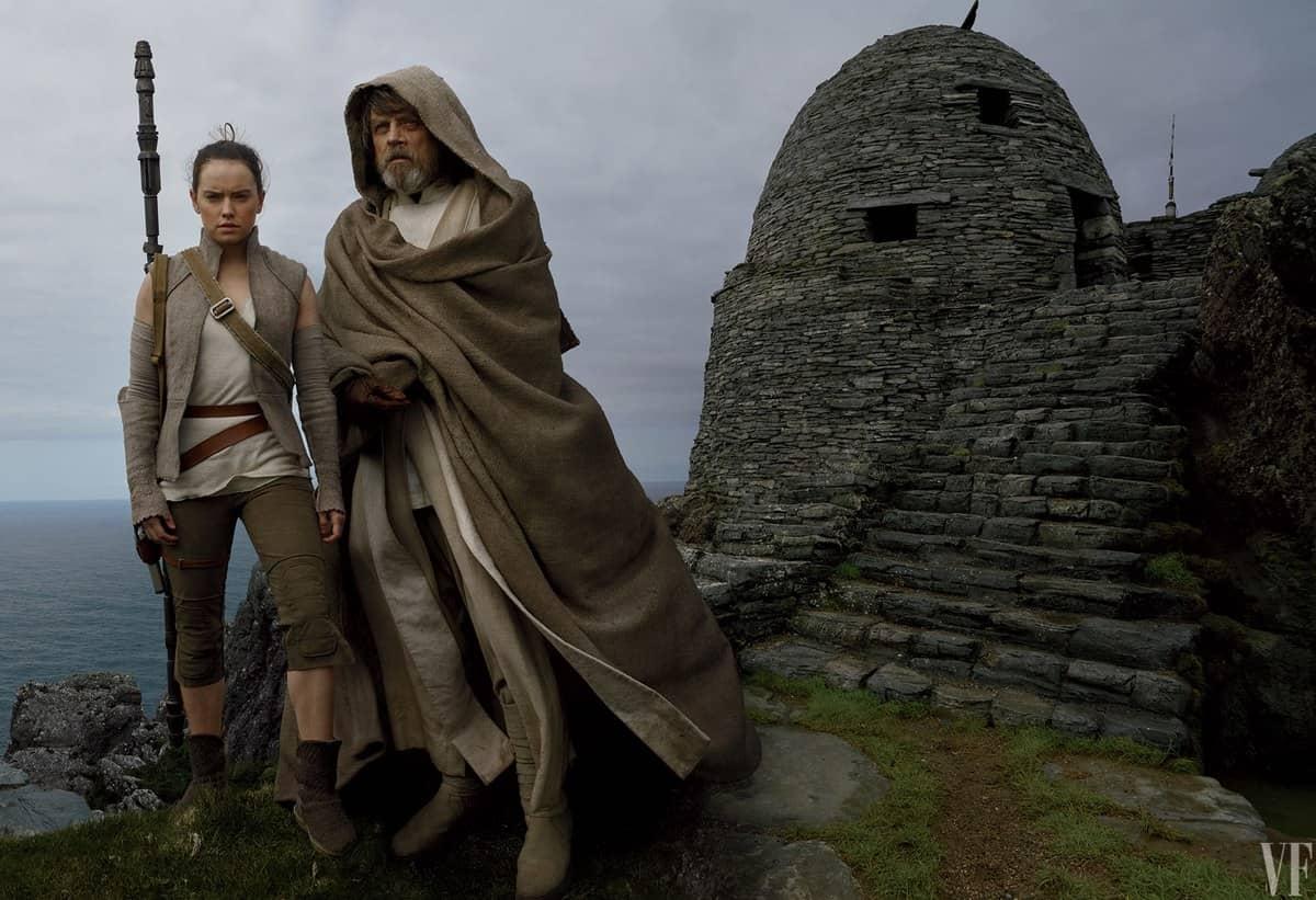 Annie Leibovitz e suas belíssimas fotos para Star Wars The Last Jedi 1