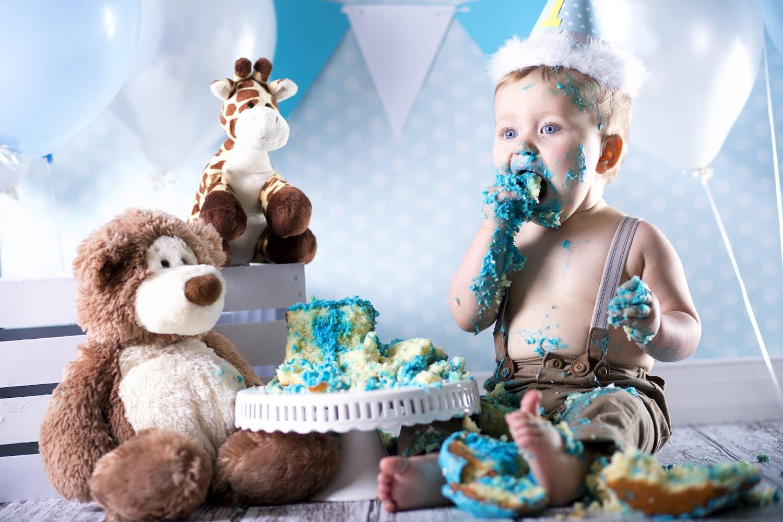 Smash The Cake tradicional