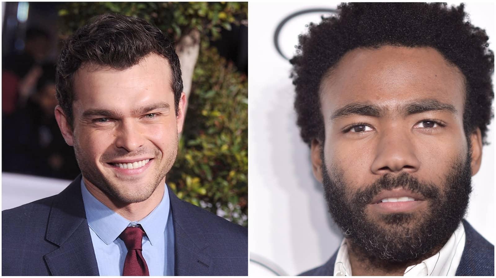 atores do filme Han Solo