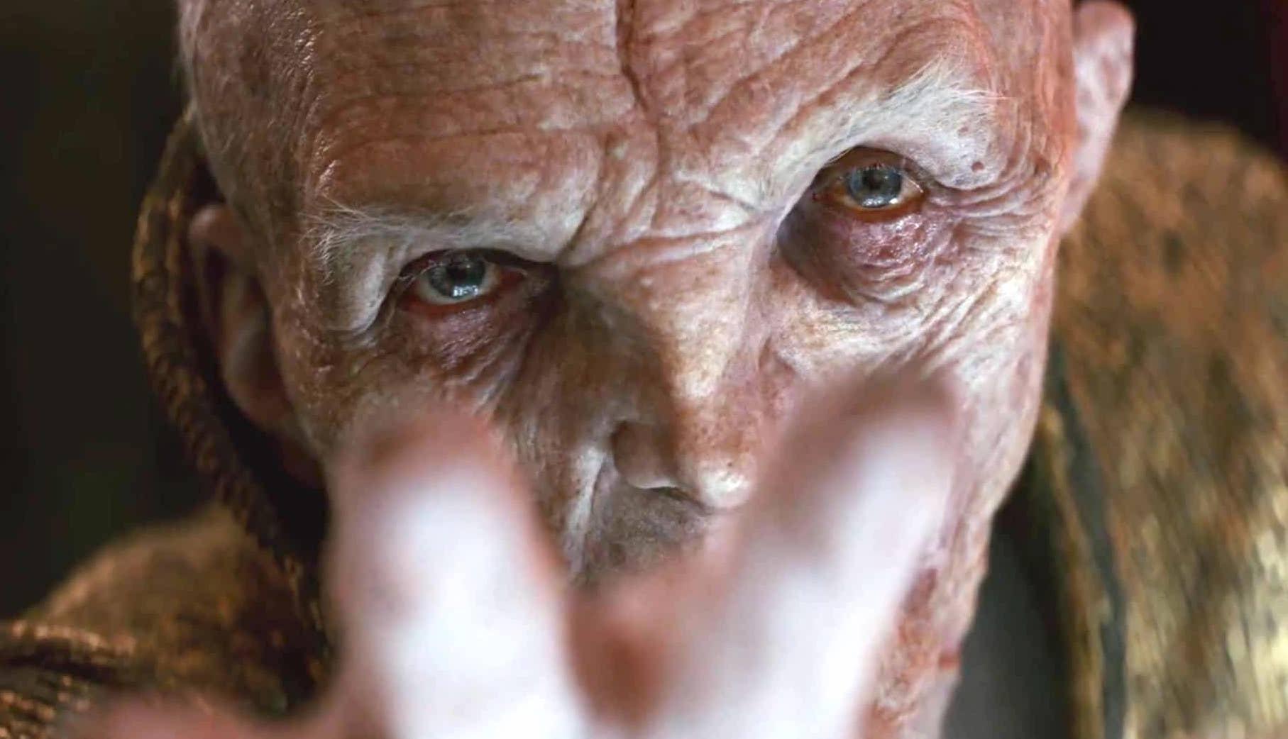 Lider Supremo Snoke - Quem é ele