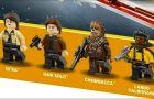 Vaza Lego de Solo: Uma História Star Wars e tem um spoiler enorme do filme