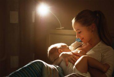 amamentação bebê