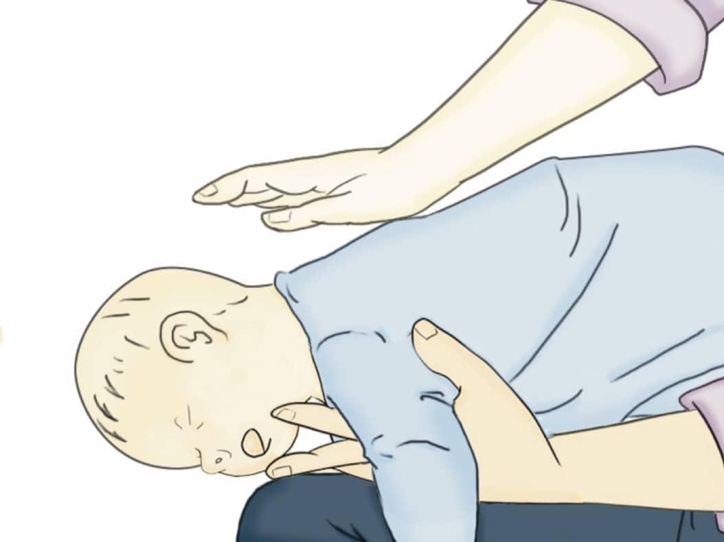 O que fazer quando seu bebê engasgar
