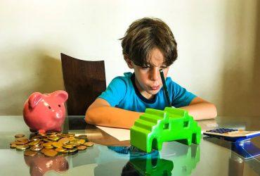 Seu filho ou filha tem educação financeira