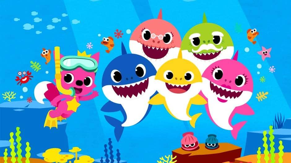 Brace Yourself Baby Shark Na Netflix Nerd Pai O Blog Do Pai Nerd