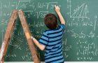 Lição de casas os pais não sabem mais matemática