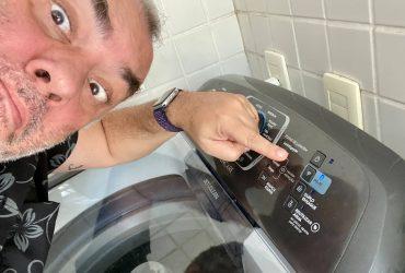Para que serve uma máquina de lavar com WiFi Electrolux Premium Care 13kg