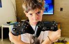 Como higienizar os brinquedos, tablets e controle de videogames 02
