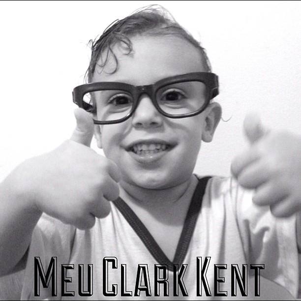 Tem como não amar meu Clark Kent? :)